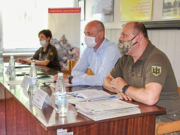 Кіровоградщина: майже дві сотні призовників отримали відстрочку