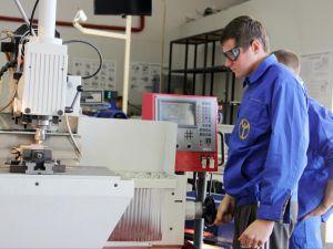 Мешканці Кіровоградщини можуть здобути професію верстатника