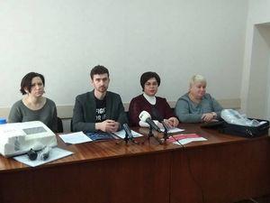 Тубдиспансер Кропивницького отримав від активістів нове медичне обладнання (ФОТО)