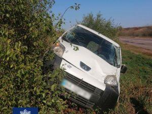 На Кіровоградщині на трасі не розминулись дві автівки