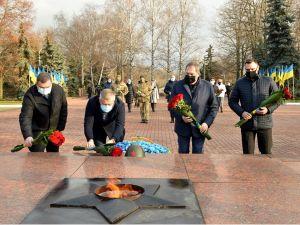 У Кропивницькому відзначили День звільнення міста від гітлерівських окупантів