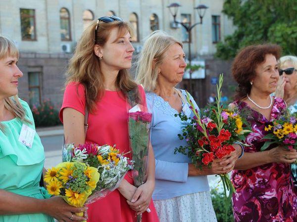 У Кропивницькому провели ювілейний флешмоб жіночності (ФОТО)