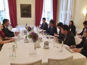 Україна та Японія продовжують співпрацю у сфері оборони