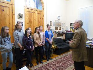 Старшокласники Кропивниччини на один день стали учнями школи мистецтв