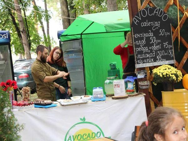 У Кропивницькому триває фестиваль вуличної їжі  (ФОТО)
