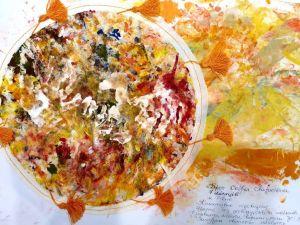 До Кропивницького на конкурс надіслала роботу семимісячна художниця