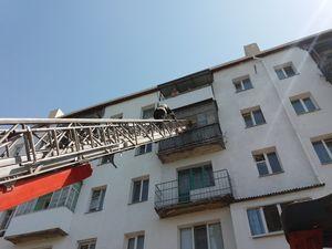 На Кіровоградщині 80-річна жінка опинилась у пастці на своєму балконі