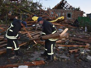 Скільки будинків постраждало під час буревію у Кропивницькому? (ВІДЕО)