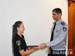 Кіровоградщина: поліцейські отримали заохочення