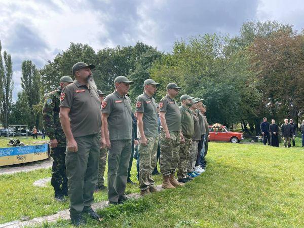 Кропивницький: Спілка військових поповнилася новими побратимами