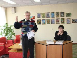 """У Кропивницькому презентували журнал кіровоградських поетів """"Степ"""" (ФОТО)"""