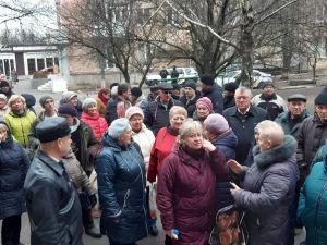 Кропивницький: Депутати Новенської селищної ради саботують рішення громади про приєднання до міста (ВІДЕО,ФОТО)
