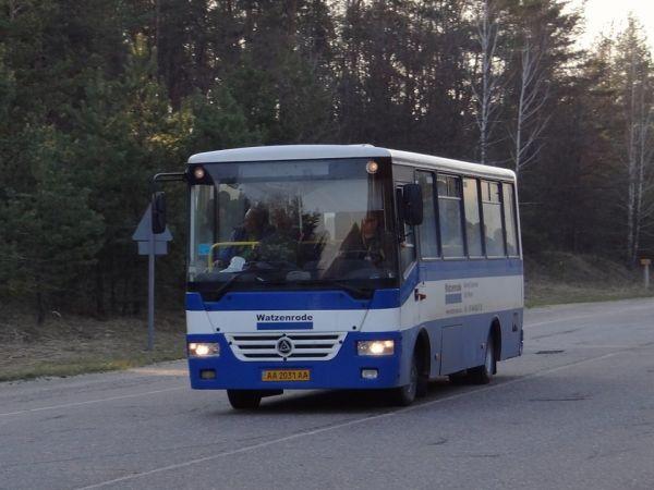 Кропивницький: у місті старі маршрутки можуть замінити новими автобусами з GPS