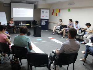 У Кропивницькому стартували тренінги для медпрацівників з подолання стигми та дискримінації до ВІЛ-позитивних осіб