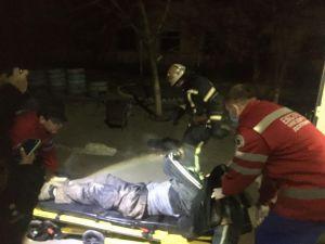Кіровоградщина: В Олександрії чоловік у підвалі втратив свідомість