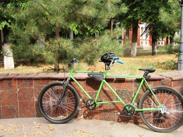 Велосипедна спільнота Кропивницького презентувала «Тандем»