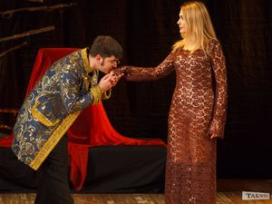 """У Кропивницькому буде представлена легендарна вистава """"Майстер і Маргарита"""""""