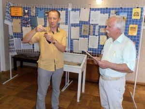 У Кропивницькому відкрили виставку, присвячену письменнику і отаману УНР