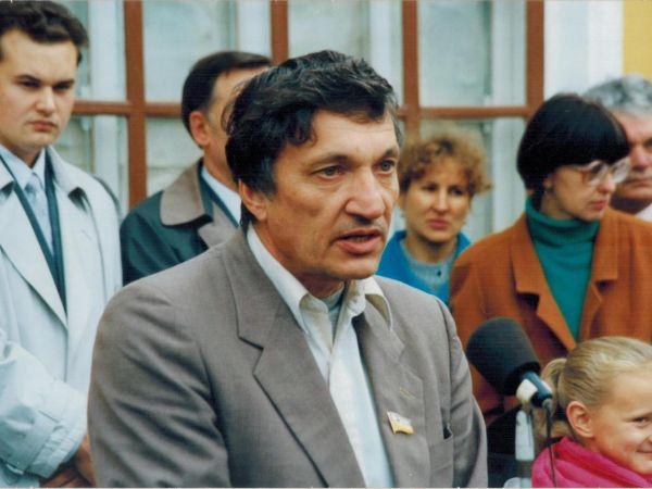 Кіровоградщина: Знайомимось з лауреатом премії Маланюка - Віктором Тереном