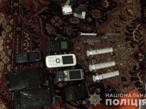 В Кропивницькому поліцейські затримали наркозбувача