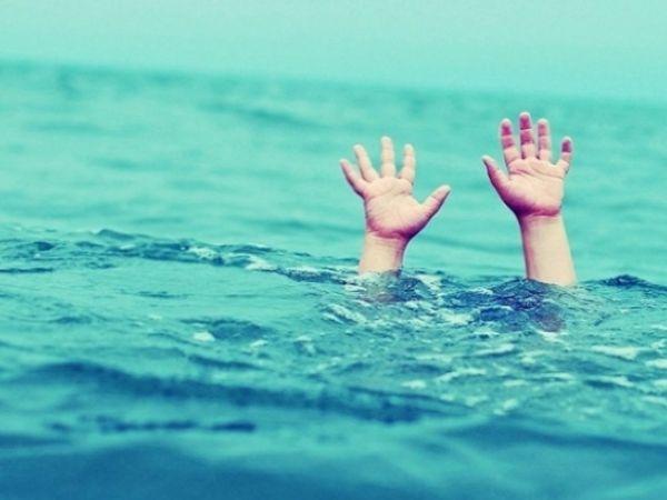 Щасливий порятунок: У Інгулі мало не потонула жінка (ВІДЕО)