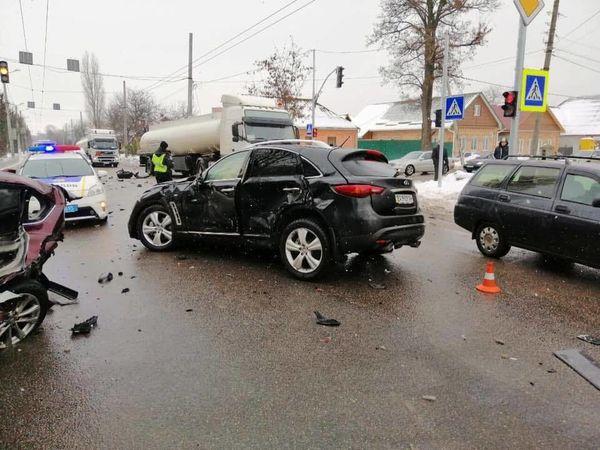 Резонансні події, що сталися у Кропивницькому на минулому тижні
