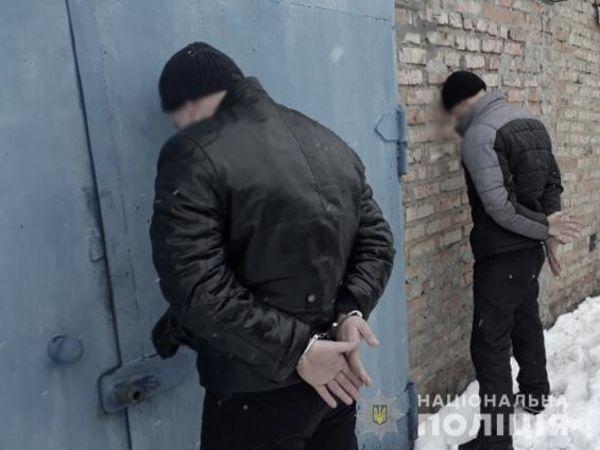 Банда розбійників обікрала громадян на мільйон гривень