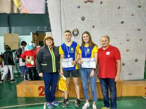 Кропивницькі скелелази підтвердили свій високий клас на чемпіонаті України у Нікополі