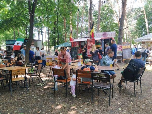 У Кропивницькому стартував четвертий Фестиваль вуличної їжі (ФОТО)