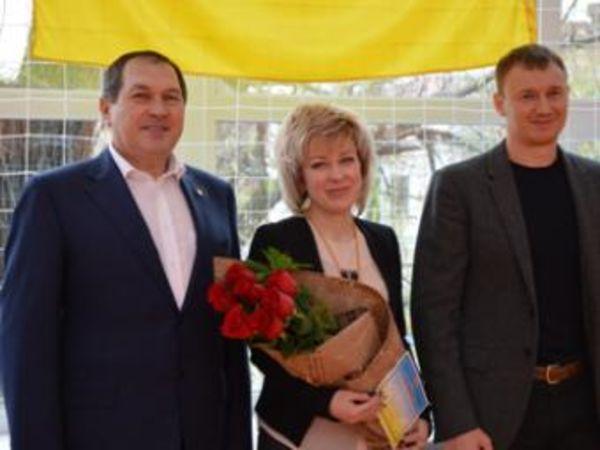 У гімназії Шевченка відкрили новий спортзал