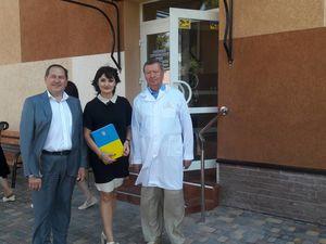 У Кропивницькому відкрили інсультний центр вартістю майже 8 млн. гривень (ФОТО)