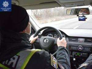 На Лелеківці патрульні зупинили водія у стані алкосп'яніння (ВІДЕО)
