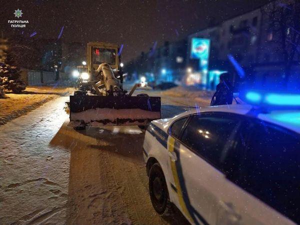 Водіїв попереджають про ускладнення погодних умов у шести областях України