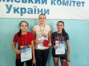 У Кропивницькому визначилися найкращі юні тенісисти