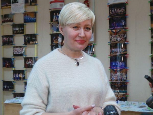 KROPHUB запрошує кропивничан на зустріч з громадською діячкою Ларисою Ніцой