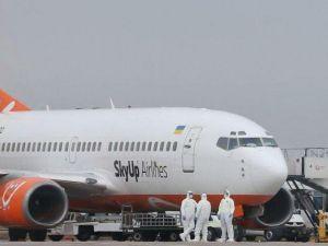 Серед пасажирів літака, що повернувся з Уханя, є жителі Кіровоградщини