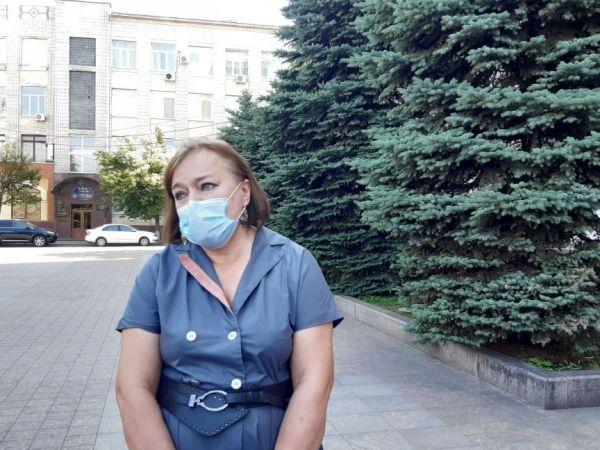 Кропивницький: Лариса Кудрик розповіла про показники захворюваності на COVID-19