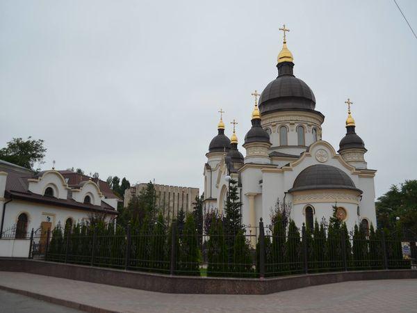 Як і коли проходитимуть богослужіння і освячення води у Кропивницькому?