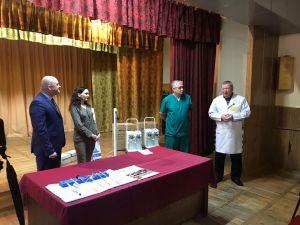 «Ви даєте нашим пацієнтам надію»: кропивницькій лікарні передали обладнання міжнародного рівня (ФОТО, ВІДЕО)