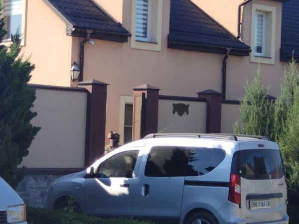 Що СБУ шукала в будинку голови Кіровоградської облдержадміністрації?