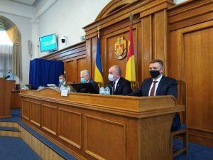 Вже втретє розпочинає роботу сесія Кіровоградської обласної ради (ФОТО)