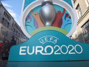 Расписание футбольных матчей сборных команд в таблице Евро 2020