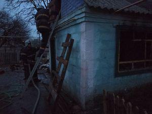 Кіровоградщина: У Світловодську зайнявся приватний будинок