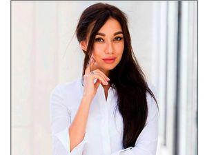 Кропивничанка Маргарита Полякова перемогла у конкурсі краси
