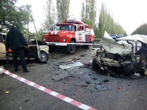 На Кіровоградщині під час ДТП загинуло троє людей
