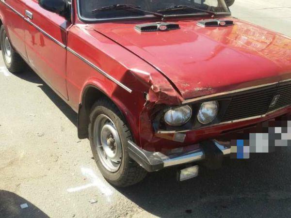 На Ковалівці зіткнулись дві автівки (ФОТО)