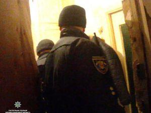 Кропивницькі патрульні оперативно затримали грабіжників