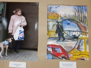 """У Кропивницькому відкрили концептуальну виставку """"Суспільне?"""" (ФОТО, ВІДЕО)"""
