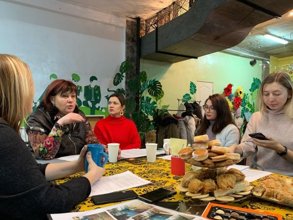 Кrop:Hub: Чим живе ветерано-волонтерський громадський простір у Кропивницькому (ФОТО)