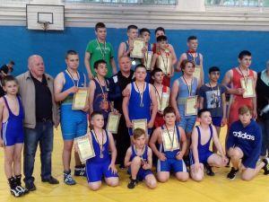 Борці з Кропивницького здобули перемогу на чемпіонаті області